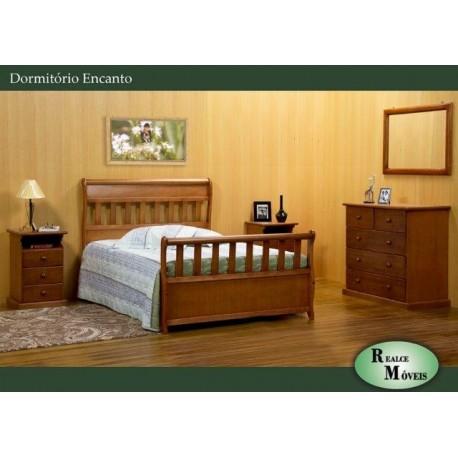 Dormit rio encanto colonial barroco - Dormitorio barroco ...