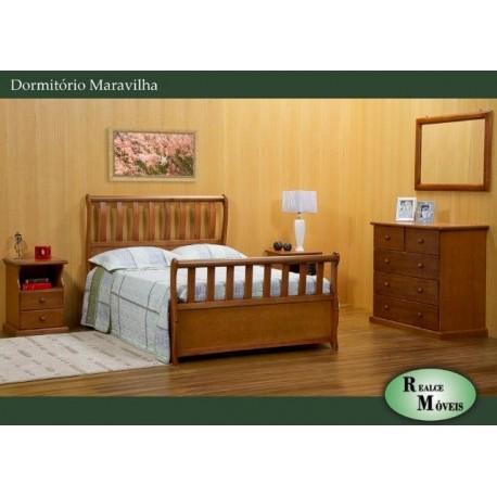 Dormit rio maravilha colonial barroco - Dormitorio barroco ...