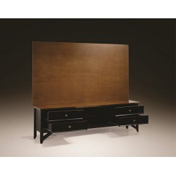 Rack e Painel Rovere